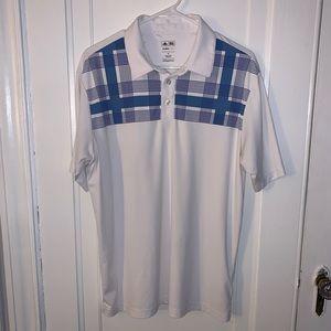 Adidas clima-cool golf shirt